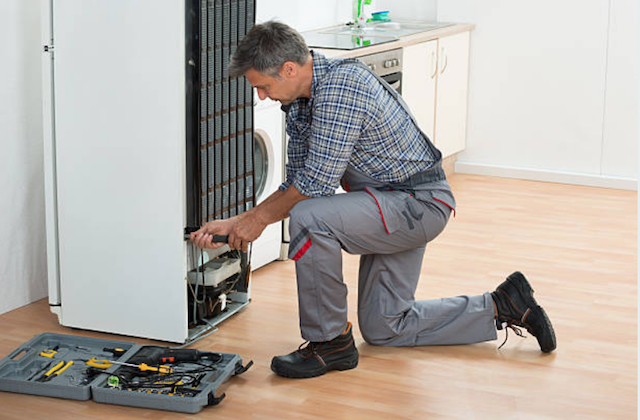 Refrigerator repair services in Toronto